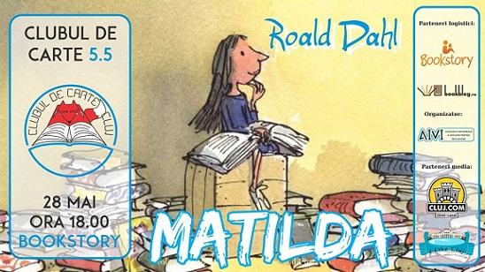 28 mai Matilda