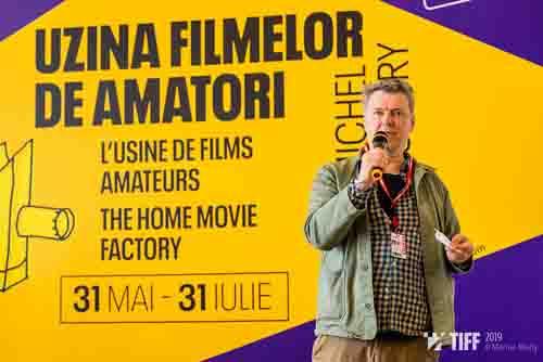 Michel Gondry – gazda primilor vizitatori ai Uzinei Filmelor de Amatori