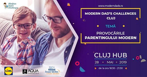 28 mai Modern Dad's Challenges