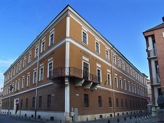 Muzeul Naţional de Istorie a Transilvaniei: Opt decenii de la inaugurarea Muzeului de Antichităţi din Cluj