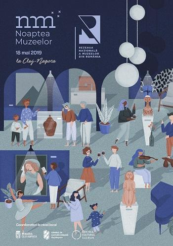 18 mai Noaptea Europeană a Muzeelor