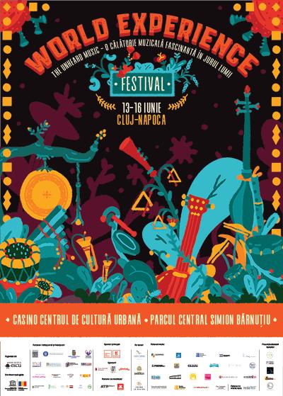 13-16 iunie World Experience Festival