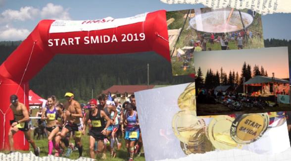 Start Smida – Smida Trail, Adventure Run in Transylvania
