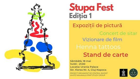 18 mai Stupa Fest