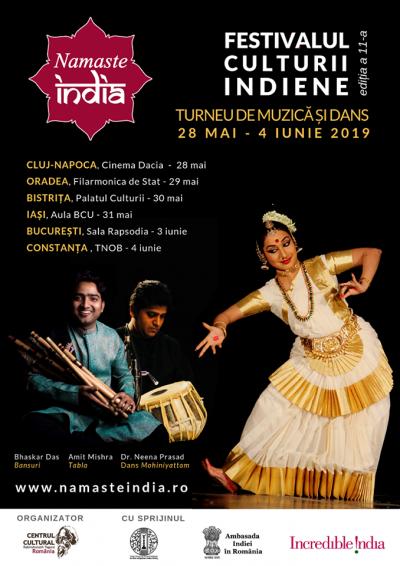 O noua editie a festivalului Namaste India