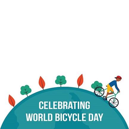 3 iunie Ziua Mondiala a Bicicletei