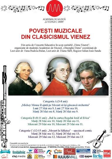 Stagiunea de concerte educative în scop caritabil