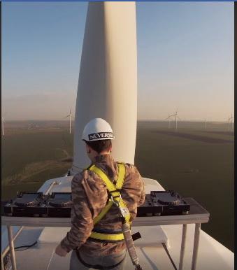 Neversea, primul festival din lume alimentat cu energie verde din sursă eoliană