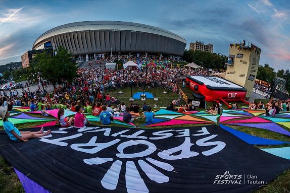 Sports Festival 2019 – spectacolul sportului