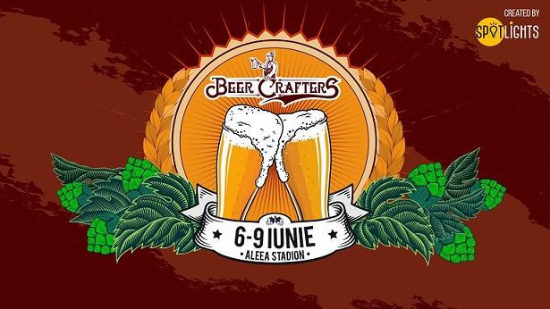 6-9 iunie Beer Crafters Festival