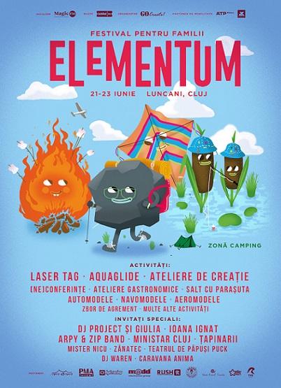 21-23 iunie Elementum