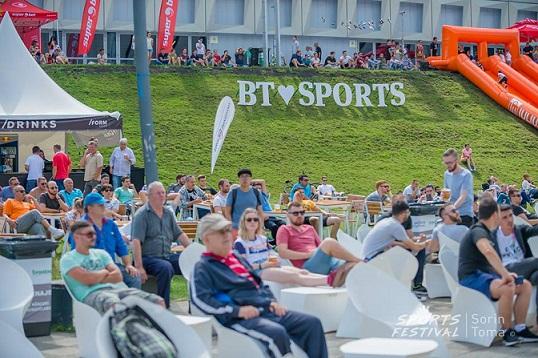 Sports Festival – Highlights joi, 13 iunie, triatlon de noapte și show de lumini