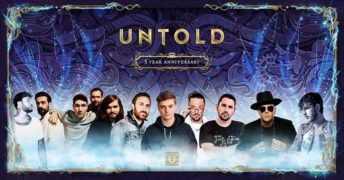 Acrobați internaționali, instalații de foc, carusel tradițional englezesc și multe alte surprize îî așteaptă pe fanii festivalului în tărâmul magic Untold