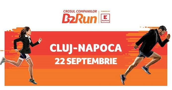 22 septembrie Crosul Companiilor B2Run