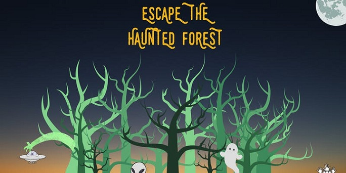 7 septembie Escape The Haunted Forest