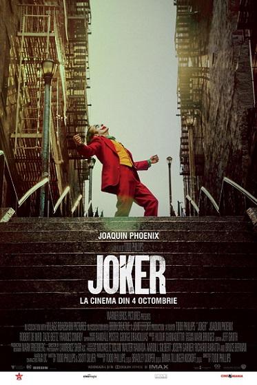 2 octombrie Avanpremieră Joker