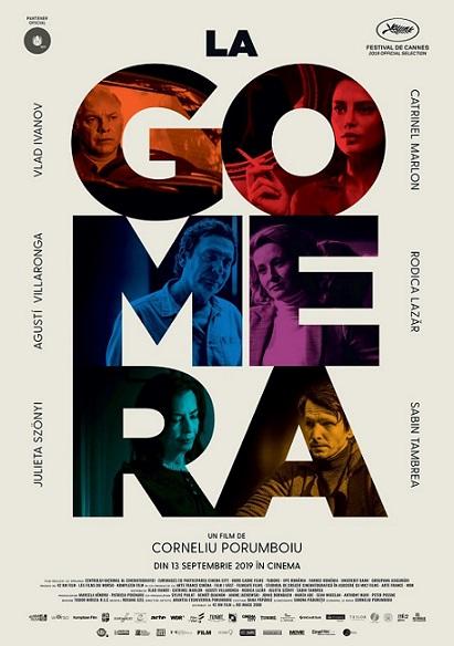 12 septembrie Avanpremieră La Gomera