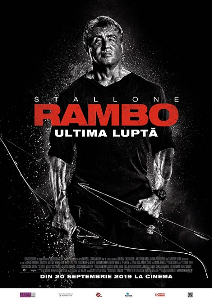 18septembrie Rambo: Last Blood
