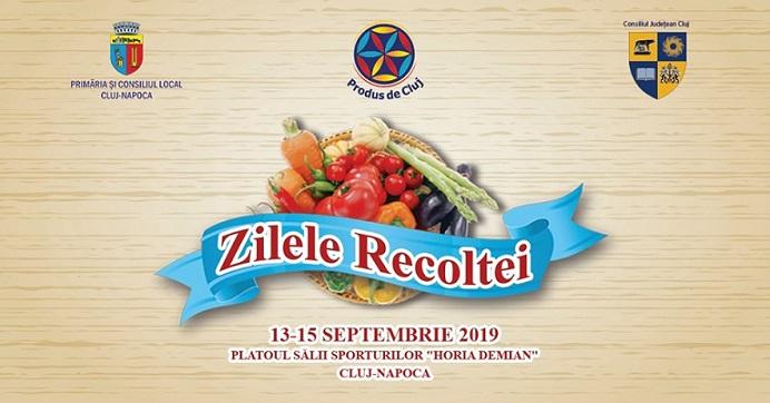 13-15 septembrie Zilele Recoltei