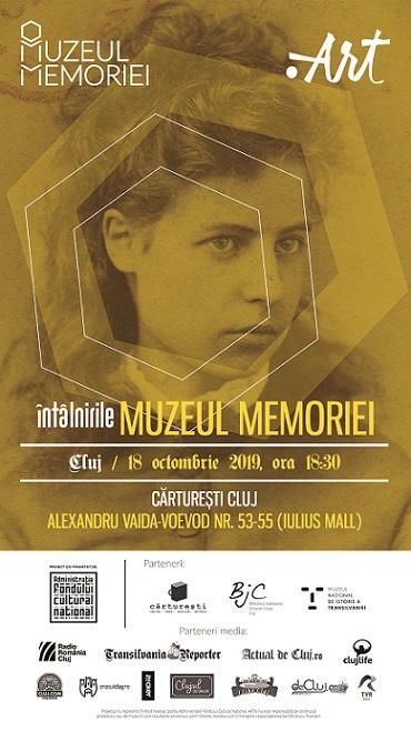 18 octombrie Întâlnirile Muzeului Memoriei