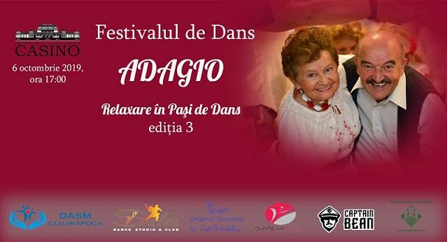6 octombrie Festivalul De Dans pentru Varstnici Adagio