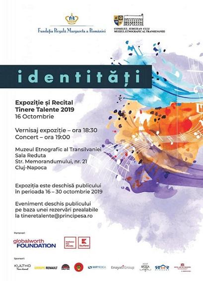 20 octombrie Expoziția Identități