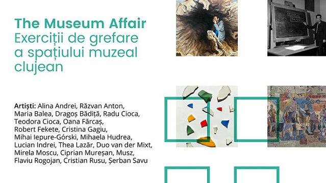 Expoziția The Museum Affair