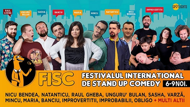 Festivalul Internațional de Stand Up Comedy