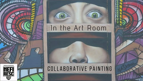 18 octombrie In The Art Room