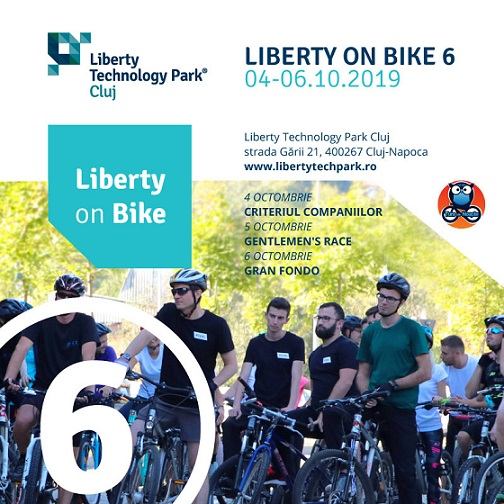 4-6 octombrie Liberty on Bike