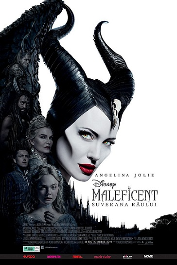 17 octombrie Avanpremieră Maleficent: Mistress of Evil