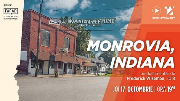 17 octombrie Monrovia, Indiana