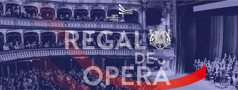 23 octombrie Regal de Operă