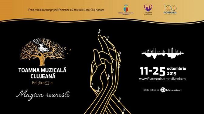 11-25 octombrie Toamna Muzicală Clujeană