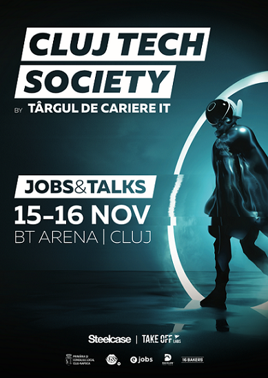15-16 noiembrie Cluj Tech Society