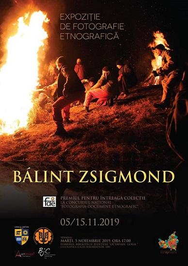 Expoziția fotografie etnografică Bálint Zsigmond