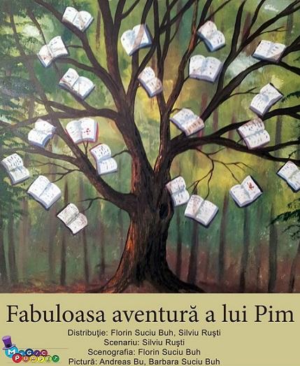 Fabuloasa aventură a lui Pim