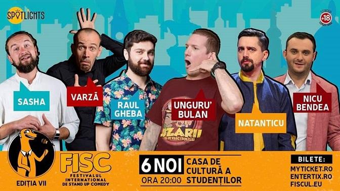 Maraton de Stand Up Comedy
