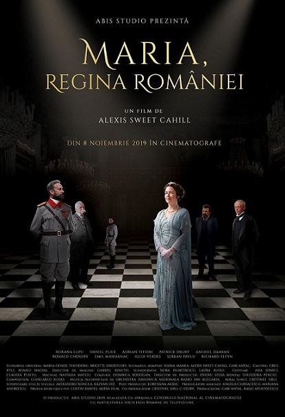 Maria Regina României