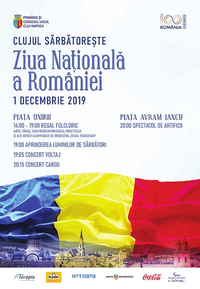 1 decembrie Ziua Națională a României