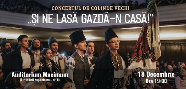 Și ne lasă Gazdă-n casă