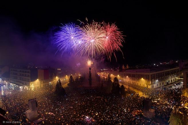 Peste 100.000 de participanți la evenimentele dedicate Zilei Naționale a României