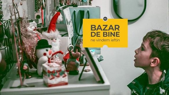7 decembrie Bazar de bine