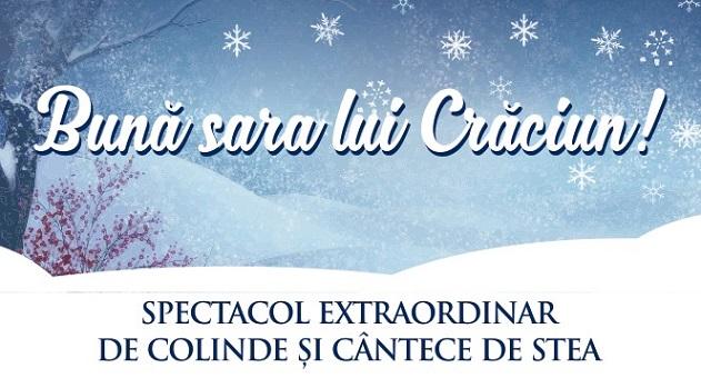 8 decembrie Bună sara lui Crăciun