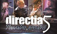 Direcția 5 , concertul formatiei Directia 5