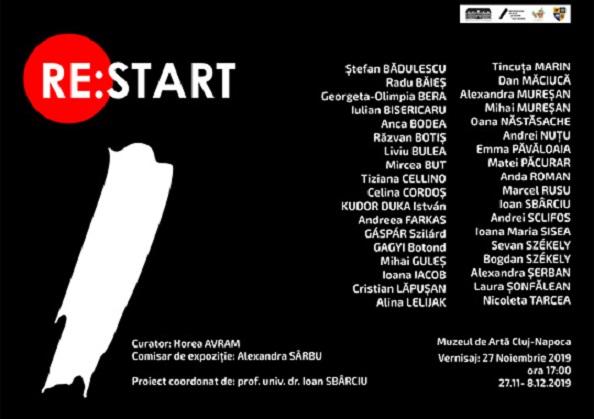 Expoziția ReStart
