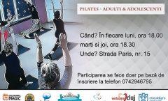Pilates pentru adulti