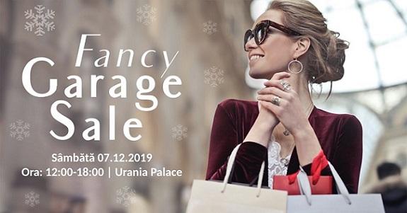 7 decembrie Xmas Fancy Garage Sale