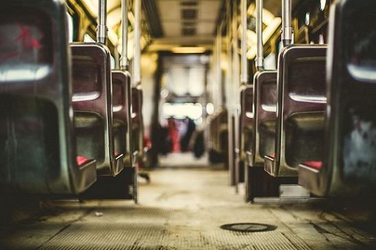 teatru în autobus