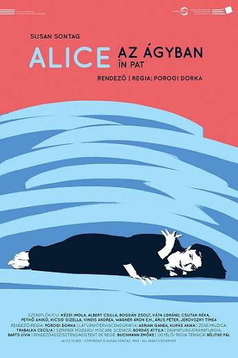 Alice în pat